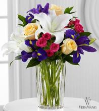 New Day Dawns Bouquet by Vera Wang