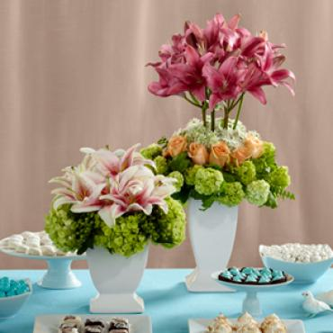 The Life\'s Sweetness Centerpiece